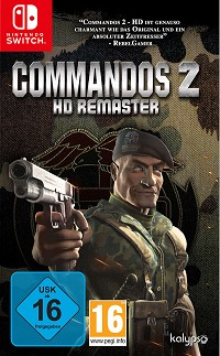 Commandos 2 [HD Remaster] (Nintendo Switch)