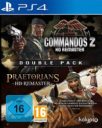 Commandos 2 + Praetorians [HD Remaster Double Pack] (PS4)