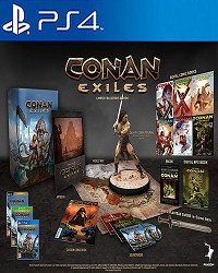 Conan Exiles [Collectors uncut Edition] (PS4)