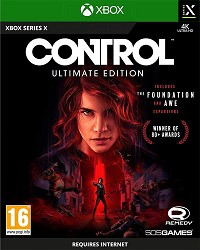 Control [Ultimate uncut Edition] (Xbox Series X)