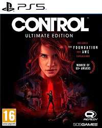 Control [Ultimate uncut Edition] (PS5™)