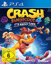 Crash Bandicoot 4: Its About Time [EU Bonus Edition] (PS4)