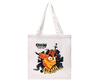 Crash Bandicoot Jutebeutel (Merchandise)
