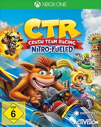 Crash Team Racing Nitro Fueled für Nintendo Switch, PS4, X1