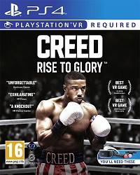 Creed: Rise to Glory VR [uncut Edition] - Cover beschädigt (PS4)