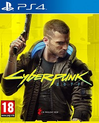 Cyberpunk 2077 [Limited uncut Edition] (PS4)