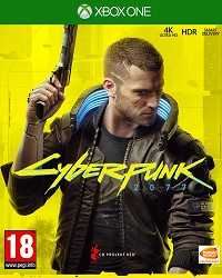 Cyberpunk 2077 [Limited uncut Edition] (Xbox One)