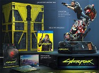 Cyberpunk 2077 [Collectors uncut Edition] (CH Import) (PS4)