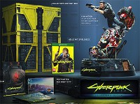 Cyberpunk 2077 [Collectors uncut Edition] (CH Import) (Xbox One)