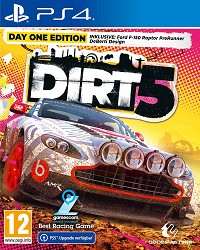 DIRT 5 [Day One Edition] (PS4)