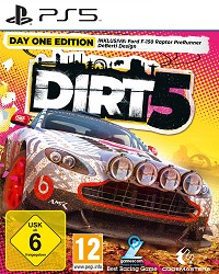 DIRT 5 [Day One Edition] (PS5™)
