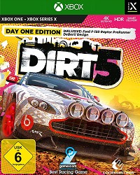 DIRT 5 [Day One USK Edition] (Xbox One)