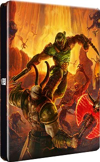DOOM Eternal Sammler Steelbook (Merchandise)