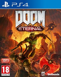 DOOM Eternal [AT Bonus uncut Edition] (PS4)