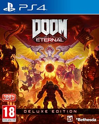 DOOM Eternal [Deluxe Bonus uncut Edition] (PS4)
