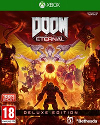 DOOM Eternal [DELUXE Bonus uncut Edition] (Xbox One)
