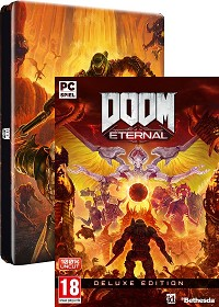 DOOM Eternal [Deluxe Steelbook Bonus uncut Edition] (PC)