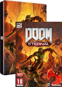 DOOM Eternal [Steelbook Bonus uncut Edition] (PC)