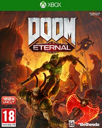 DOOM Eternal [uncut Edition] - Cover beschädigt (Xbox One)