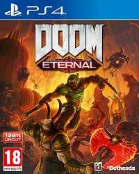 DOOM Eternal [AT uncut Edition] (PS4)