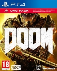 DOOM [UAC Pack uncut Edition] inkl. Demon Multiplayer Pack (PS4)