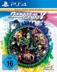 Danganronpa V3: Killing Harmony [Day 1 Edition] (PS4)