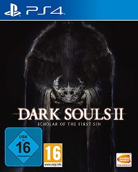 Dark Souls 2 [Scholar of the First Sin Edition] (PS4)