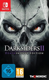 Darksiders 2: Deathinitive [uncut Edition] (Nintendo Switch)