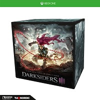 Darksiders 3 [Collectors uncut Edition] (Xbox One)