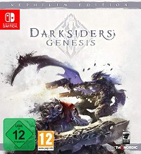 Darksiders Genesis [Nephilim uncut Edition] (Nintendo Switch)