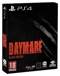 Daymare 1998 [Black Bonus uncut Edition] (PS4)