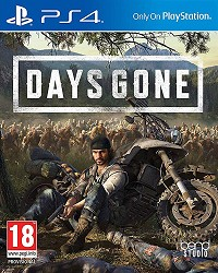 Days Gone Standard Edition (PS4)