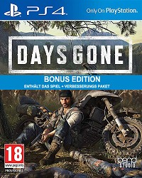 Days Gone [AT Bonus uncut Edition] + Crossbow + Verbesserungspaket (PS4)