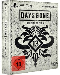 Days Gone [Special uncut Edition] inkl. Preorder Boni USK (PS4)