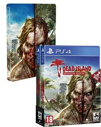 Dead Island [Definitive AT uncut 2 Blu Ray Disc Steelbook Collection] (PS4)