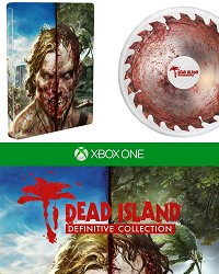 Dead Island [Definitive Steelbook uncut  Blu Ray Disc Collection] + 4 Boni inkl. Neopren! Frisbee (Xbox One)