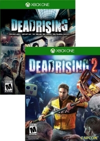 Dead Rising 1+2 Pack [HD uncut Gore Edition] (Xbox One)