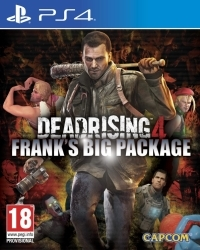 Dead Rising 4 Franks Big Package [EU uncut Edition] - Cover beschädigt (PS4)