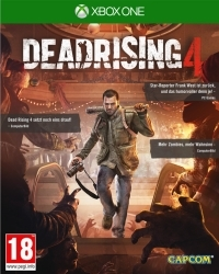 Dead Rising 4 [Standard uncut Edition] (Xbox One)
