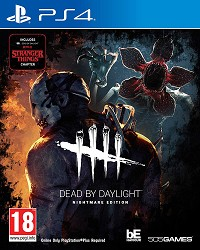 Dead by Daylight [Nightmare uncut Edition] (PS4)