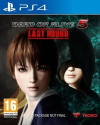 Dead or Alive 5: Last Round [uncut Edition] - Cover beschädigt (PS4)