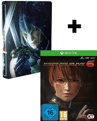 Dead or Alive 6 [Limited Steelbook uncut Edition] (Xbox One)