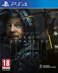 Death Stranding [uncut Edition] - Cover beschädigt (PS4)
