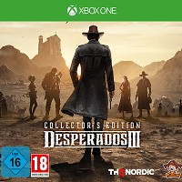 Desperados 3 [Collectors Edition] (Xbox One)