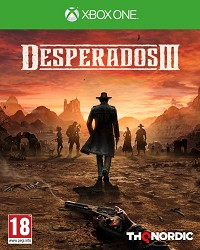 Desperados 3 [uncut Edition] (Xbox One)