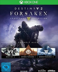 Destiny 2 Forsaken [Legendary uncut Collection] inkl. 5 Boni (Xbox One)