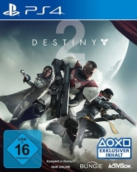 Destiny 2 [uncut Edition] + Bonuswaffe (PS4)