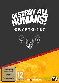 Destroy All Humans! [Crypto-137 Collectors Edition] (PS4)