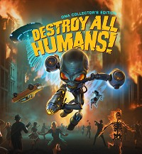 Destroy all Humans für PC, PS4, X1