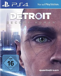 Detroit: Become Human (USK) (Erstauflage) (PS4)